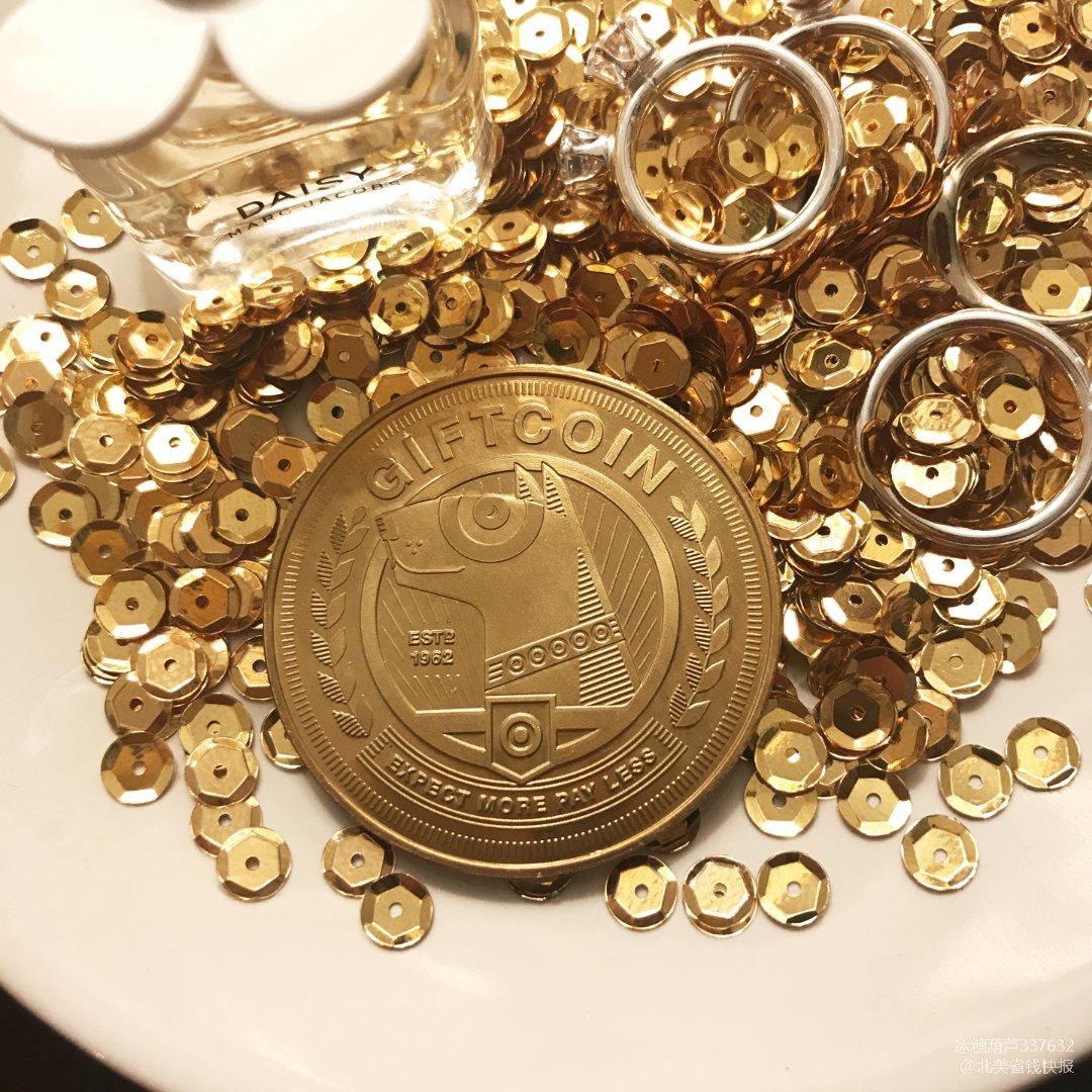 啊哈哈哈总算拿到了金狗硬币!