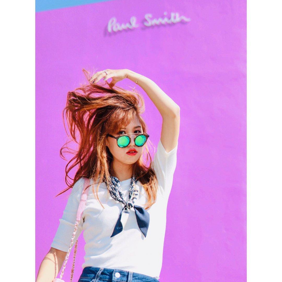 💗paul smith| LA粉红...