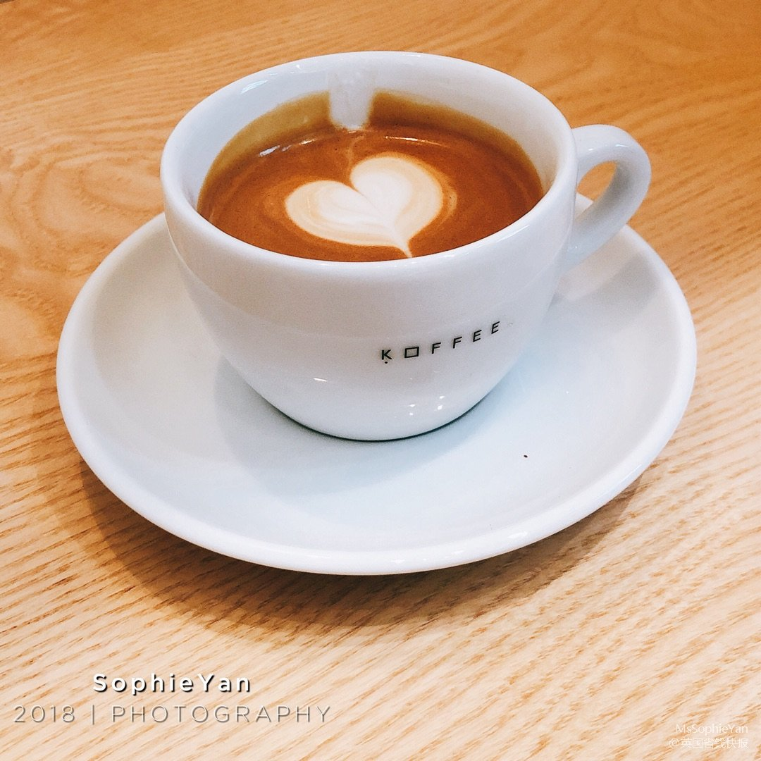 伦敦咖啡 | 表参道和伦敦只差一杯咖啡的...