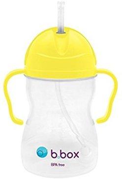 Amazon.com : b.box straw Sippy Cup - Lemon - 8 oz : Baby