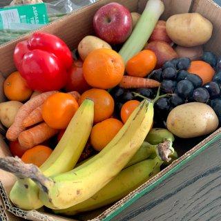 Lidl居然有果蔬盒🍒一大箱才1.5镑...