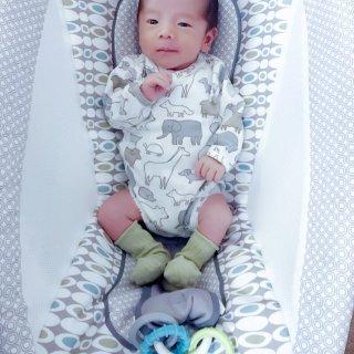 刚出生的baby也可以走日韩风