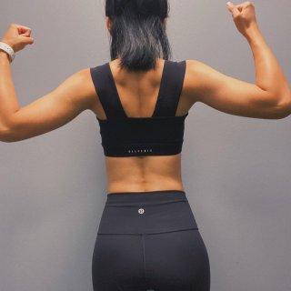 【越越mia | 健身房运动|八月#8 ...