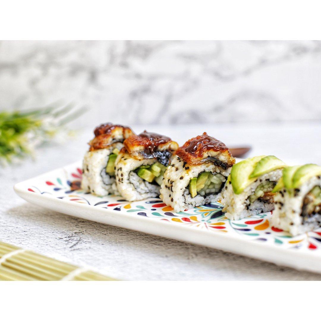 可可美食铺寿司🍣开卖💕|鳗鱼寿司🍱...