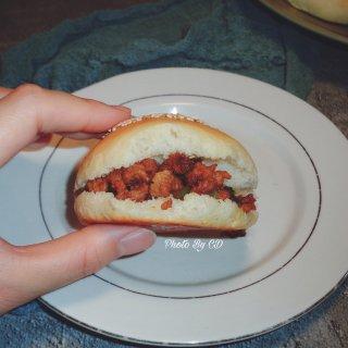宫廷菜   据说是慈禧太后喜欢的圆梦烧饼...