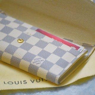 真香系列之一 我的第一款LV钱包 ...