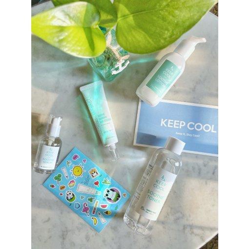 Keep Cool, Keep Young