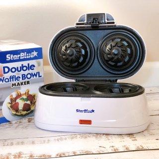微众测 | 好吃到把碗一起吃掉,Starblue华夫饼机