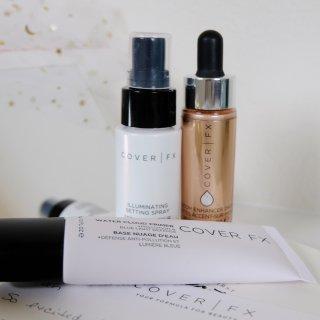 Cover Fx 彩妆测评· 低调又好用的彩妆