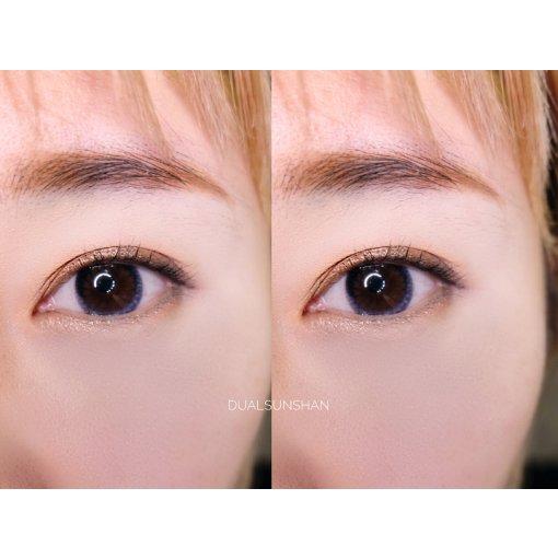 试色·CT圣诞限定·可以催眠的眼影盘?