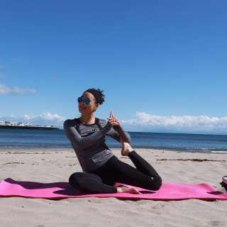 ☀️Good morning 丨yoga...