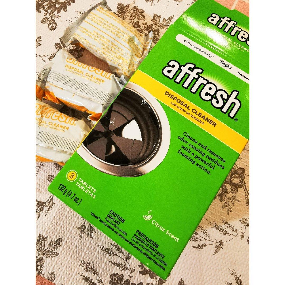 史低价的食物打碎机清洁片值得买吗❓...