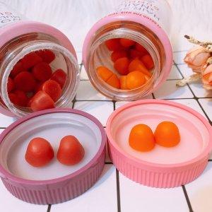 女士维生素软糖 树莓味, 80粒