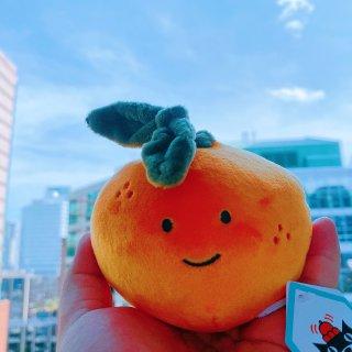 Jellycat小橘子