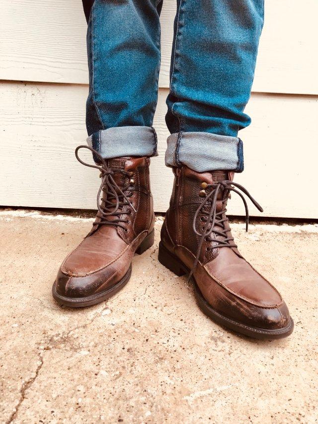 6.2 Steve Madden男靴