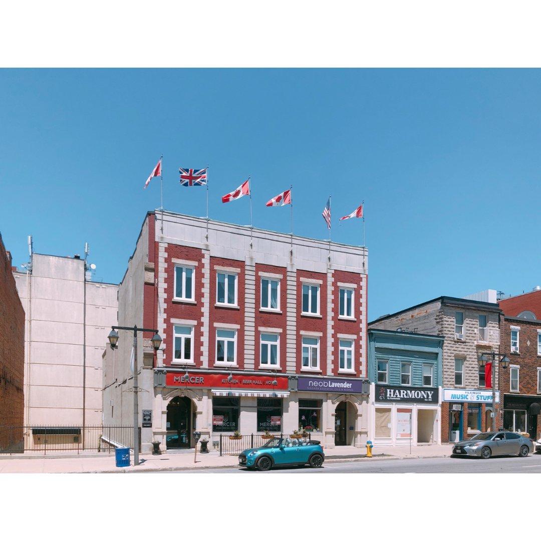 安省英式小镇Stratford