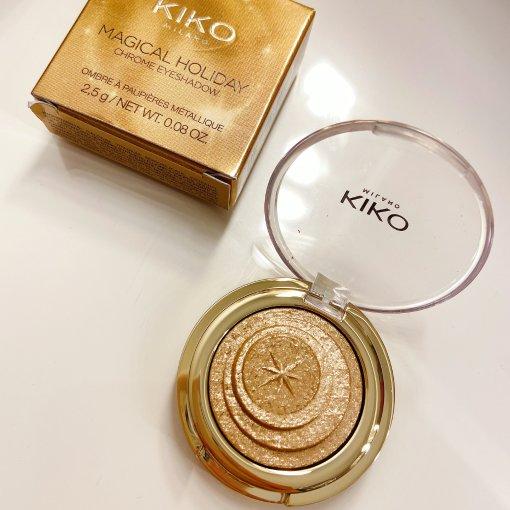 Kiko2019圣诞限定平价眼影🤩