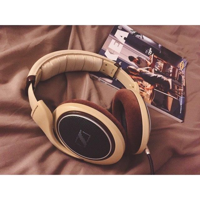 家里用的最多的耳机是这款森海塞尔H...