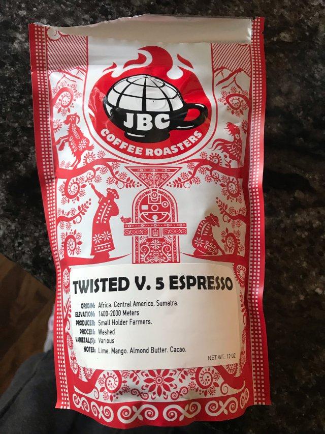 JBC的咖啡很不错