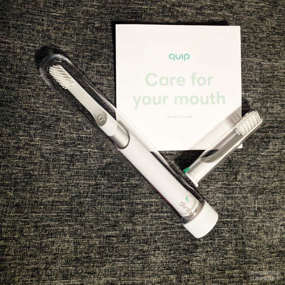 Quip电动牙刷 vs Sonicare