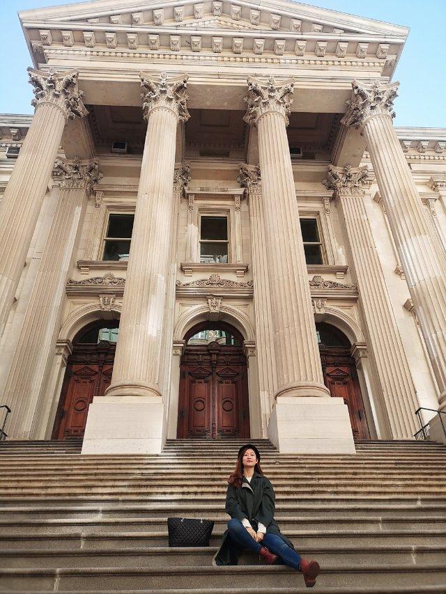 City Hall open