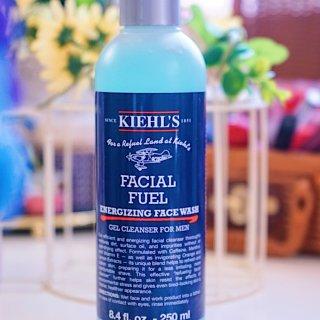 【父亲节送礼】Kiehls男士基础洗面入...