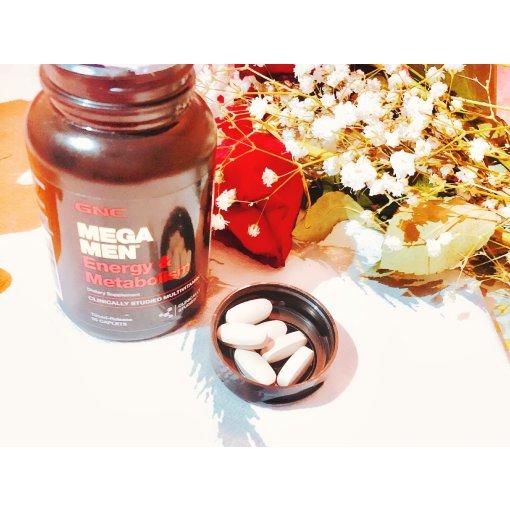 GNC~Mega男生系列Energy&Metabolism