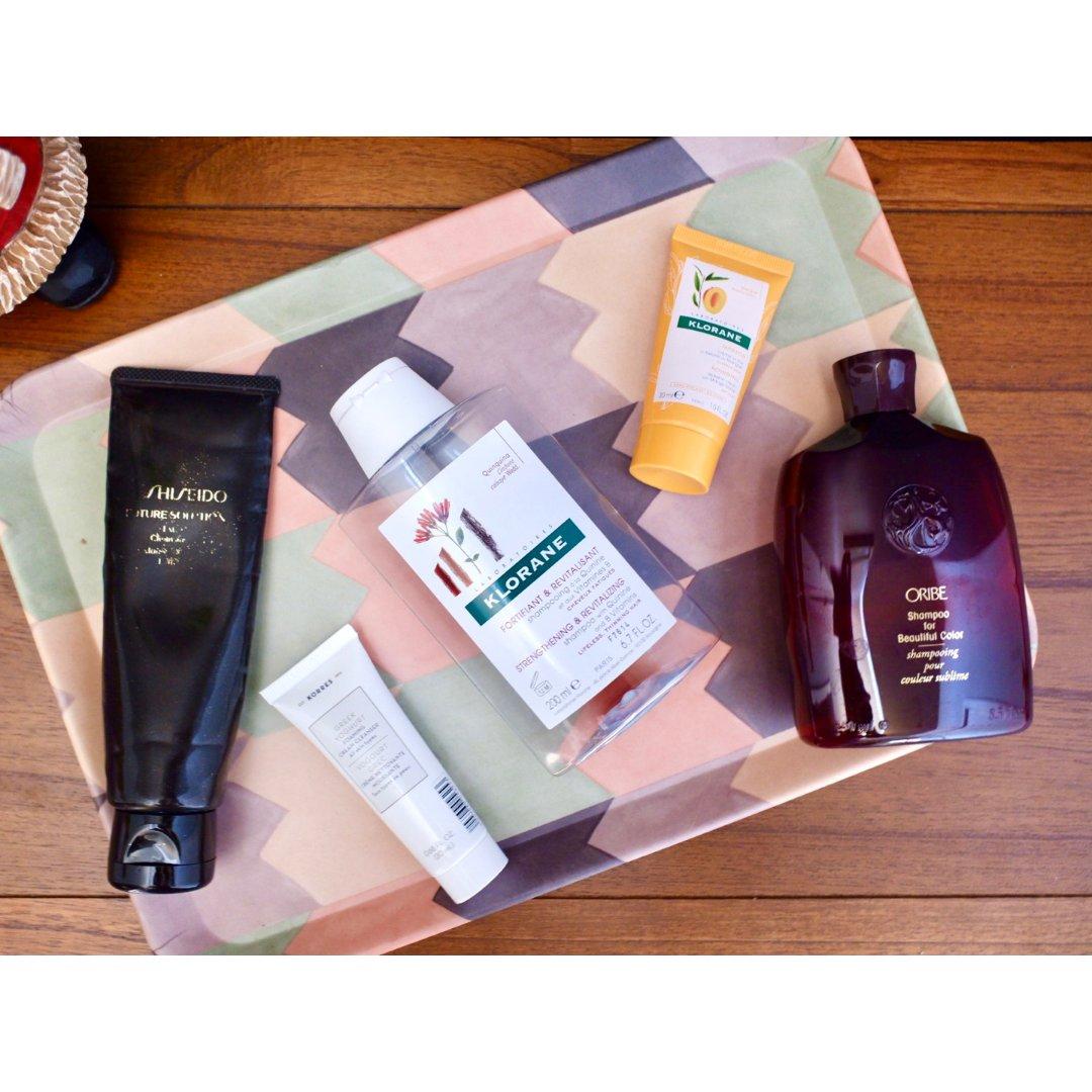 空瓶|清洁篇|洁面洗发护发|话唠警告⚠️...