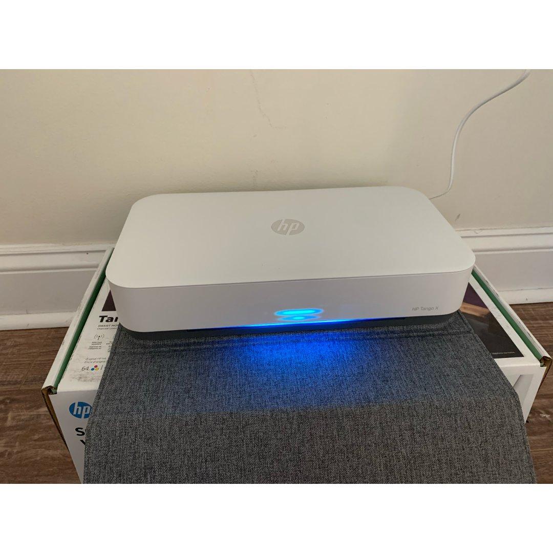 超高颜值打印机HP Tango X