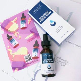 微众测 | 护肤新体验,小众实验室品牌Ebanel了解一下