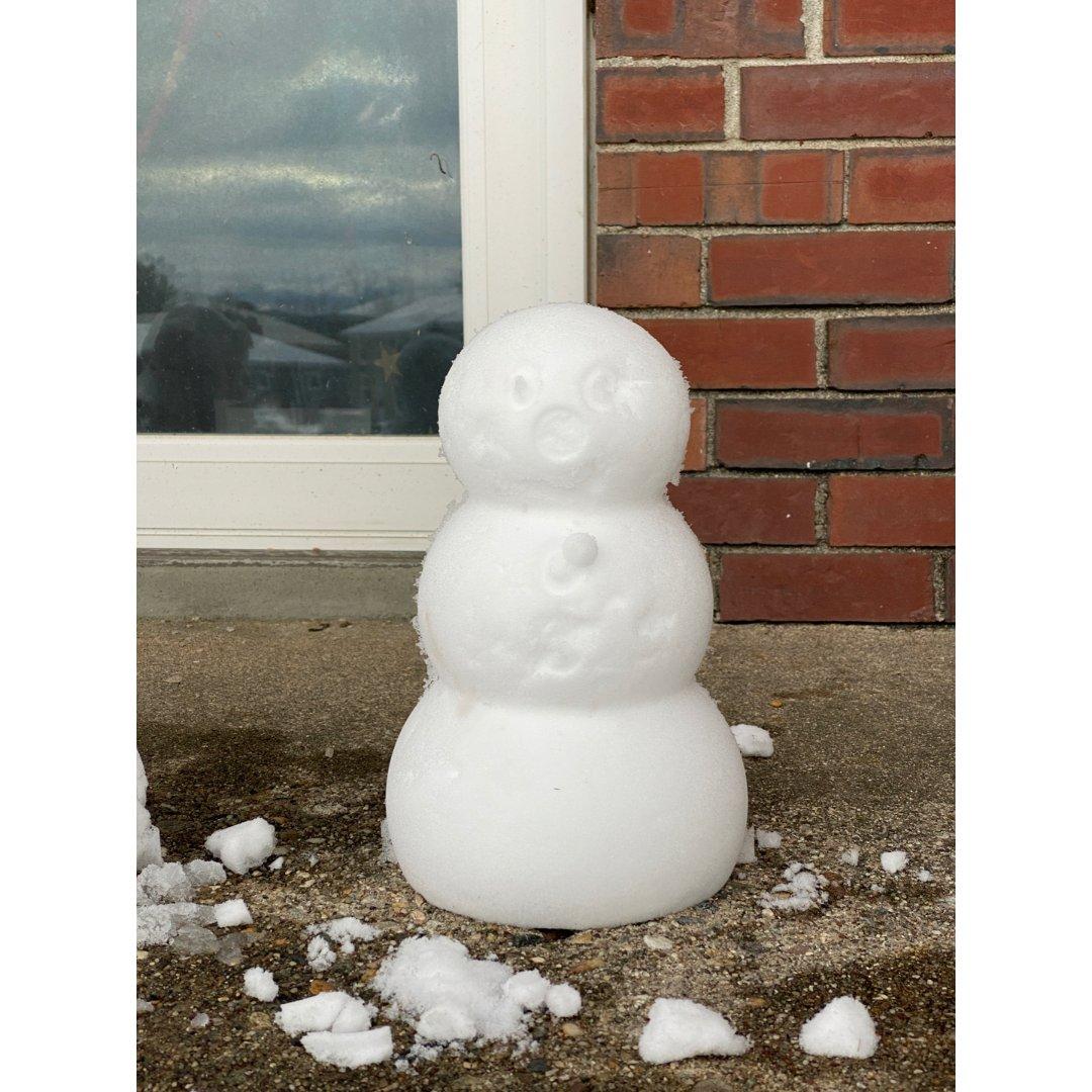 相册库存|堆雪人☃️