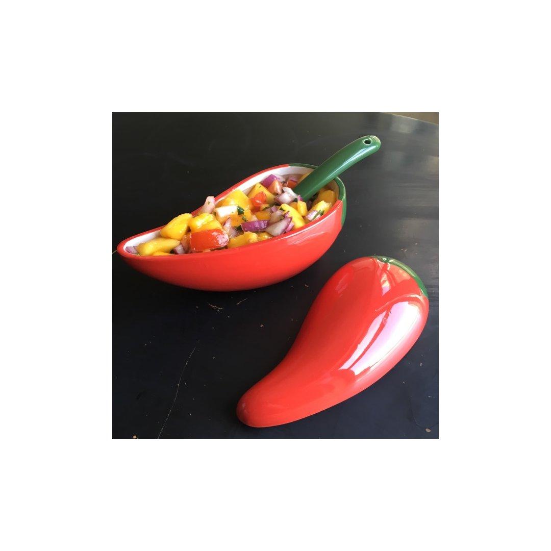 Mango salsa??~ 炎炎...