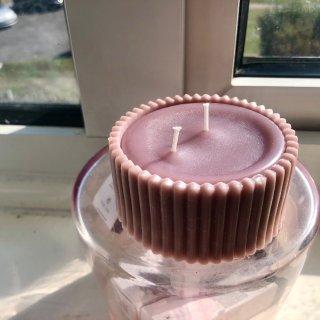 嚯嚯完毛线🧶我又来嚯嚯蜡烛🕯️了~~~...
