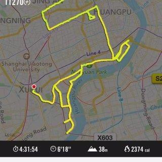 上海马拉松