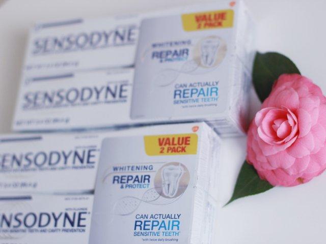 Sensodyne 舒适达抗敏感牙膏