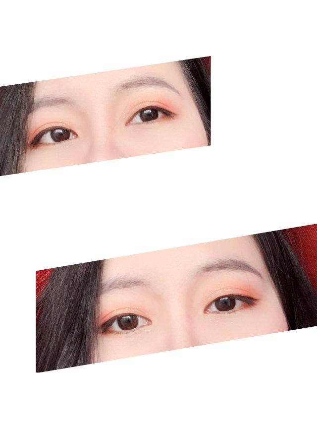 这是什么神仙眼影配色