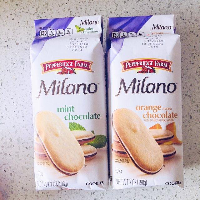 Milano的mint choco...