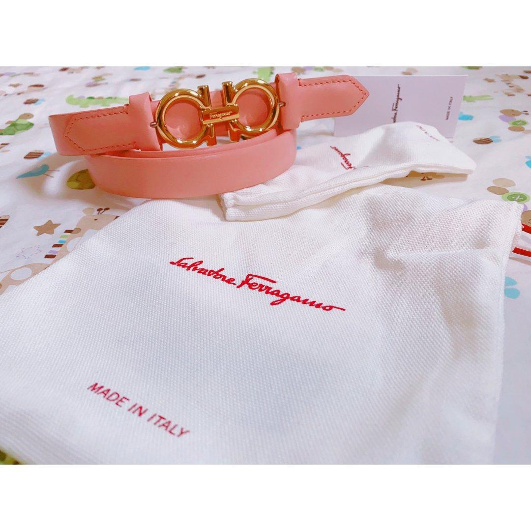 粉粉的菲拉格慕🌸好中意💕