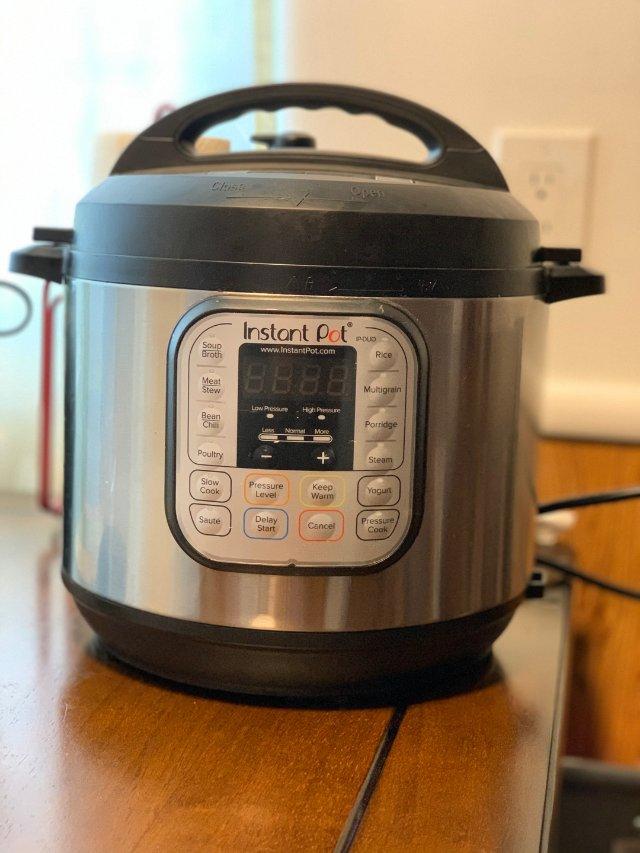 【Instant Pot】家庭主妇...