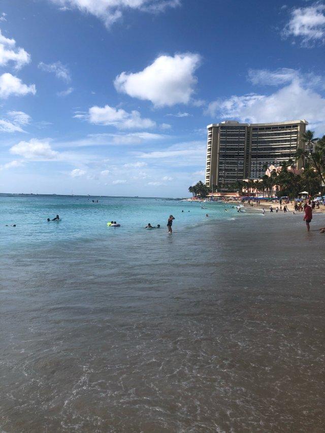 Waikiki Beach~