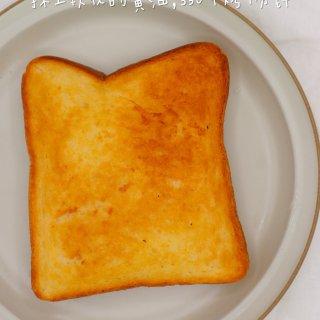 🍄「滑蛋菌菇吐司」  早晨の温暖来自黄油...