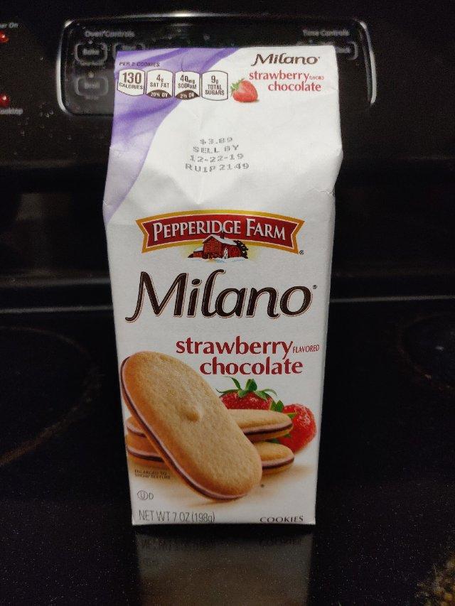 金币活动2.7:Milano出草莓味的啦