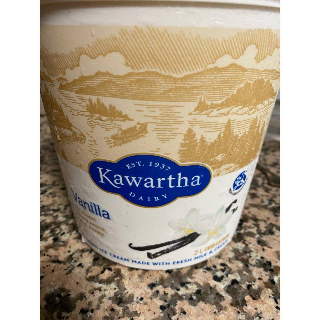 加拿大国民品牌冰淇淋Kawartha
