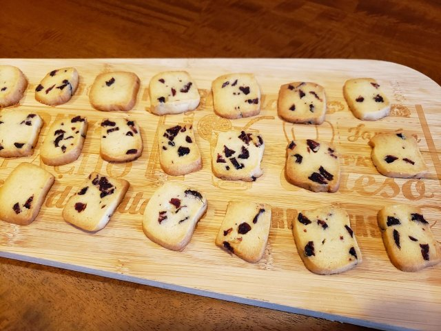蔓越莓曲奇🍪饼干