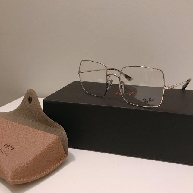 get王嘉尔同款ray ban眼镜