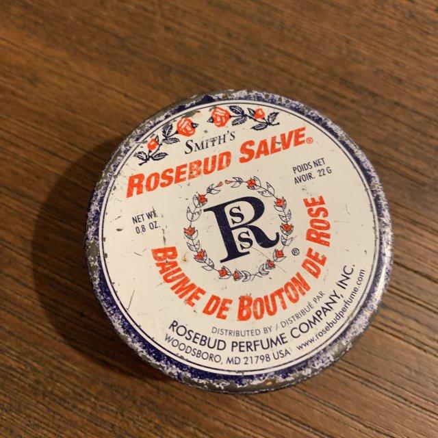 好物分享 rosebud salve