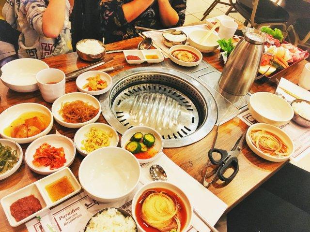 韩国烧烤 | 人生第一笔工资💰就贡...