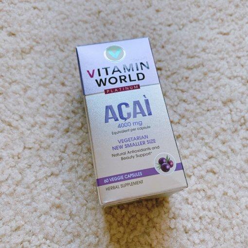 Acai树莓抗氧化,肠胃益生菌,年轻的你需要科学养生!