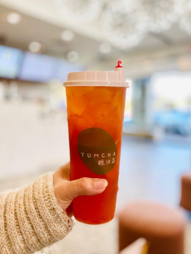 休斯顿的美味佳肴·最新发掘的爱 雅沐茶