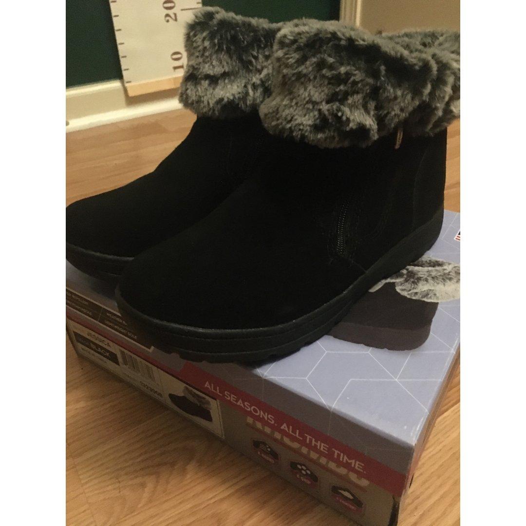 Costco Khombu女靴